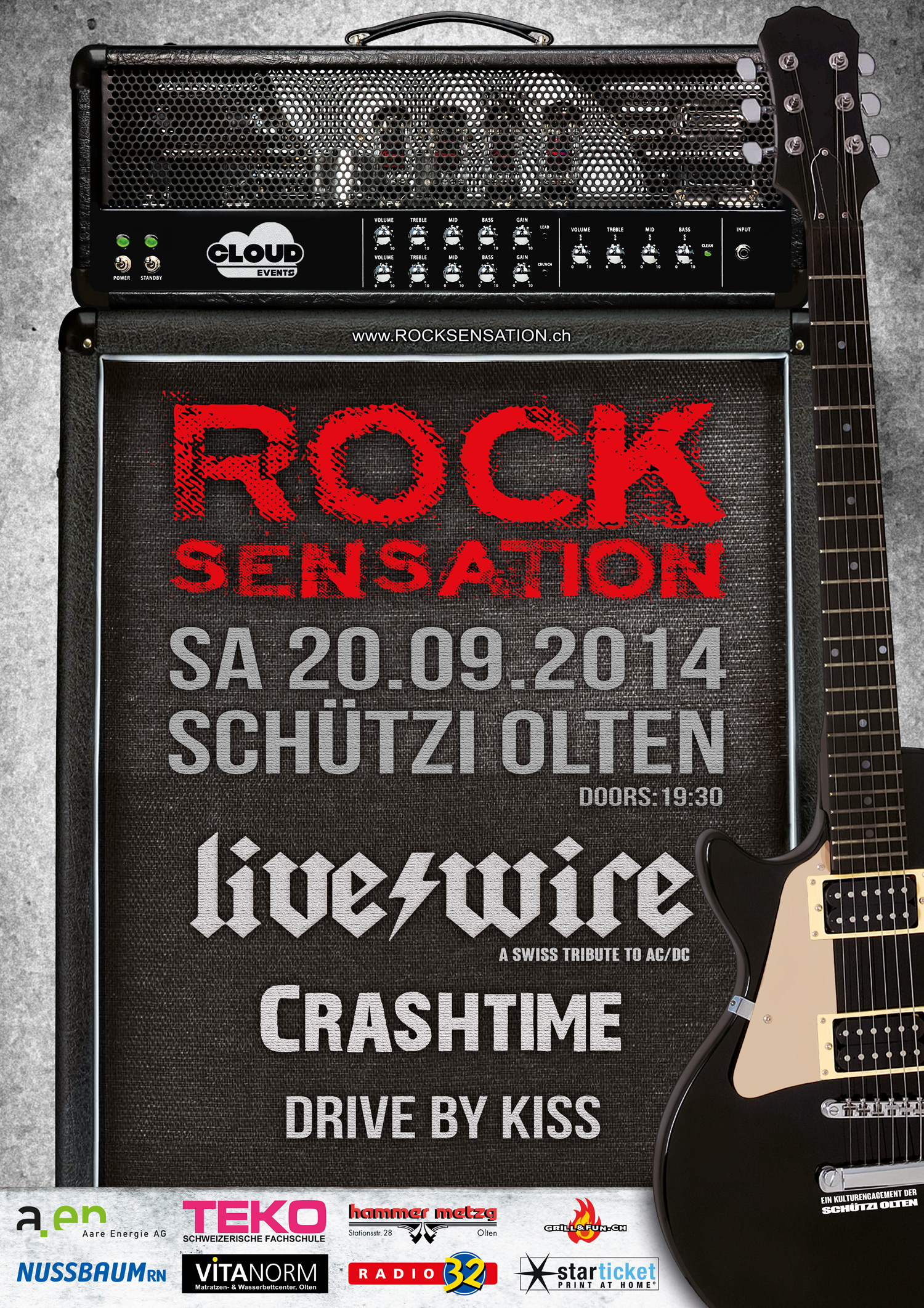 RockSensation 2014