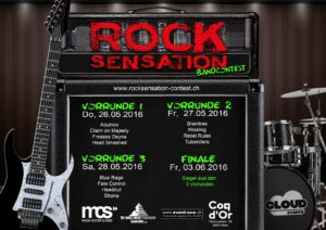 ROCKSENSATION Bandcontest 2016